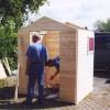 Vereinstoilette 2003