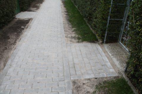 Neupflasterung vom Beckerweg – 1.Bauabschnitt fertiggestellt!