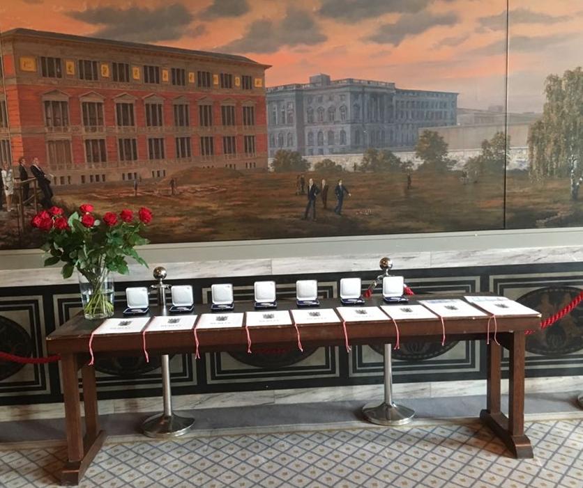 Verdienstmedaille des Bezirks Tempelhof-Schöneberg